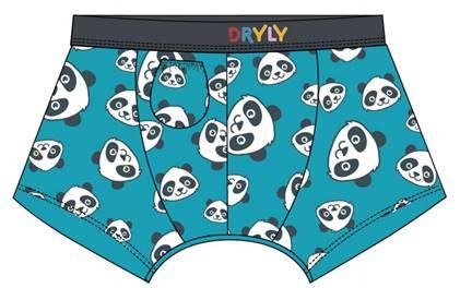 Dryly - plaswekker - jongens boxershort