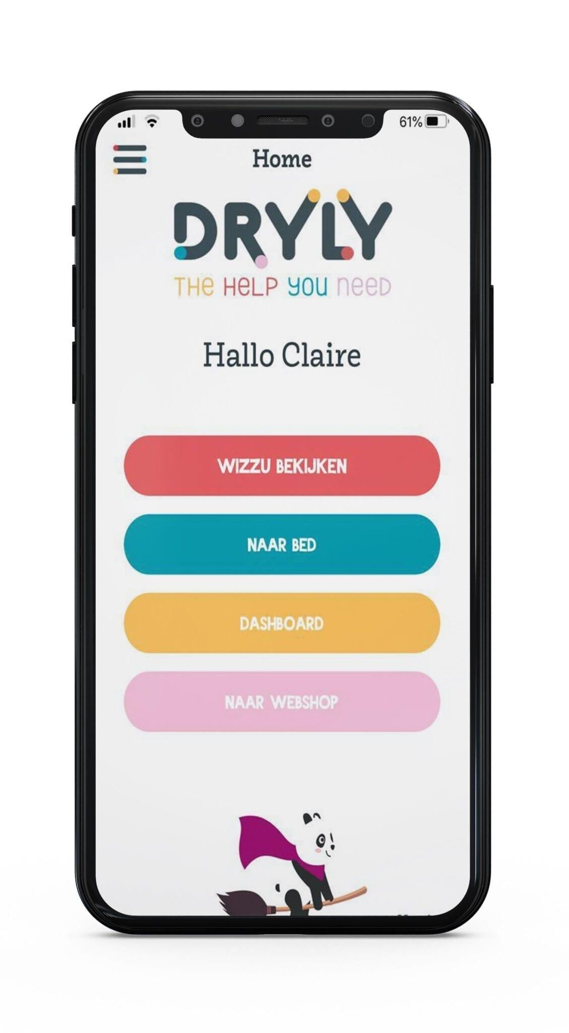 Dryly App