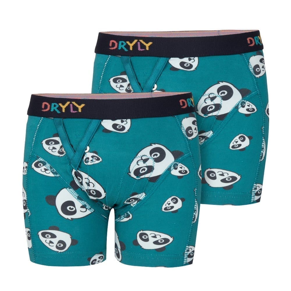 Dryly Boxershorts Wizzu 2-pack