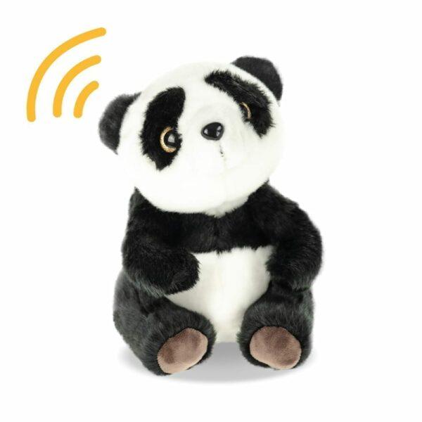 Dryly knuffelbeer Wizzu zendt signaal naar smartphone