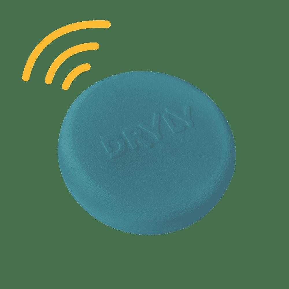 Dryly-plaswekker-zender