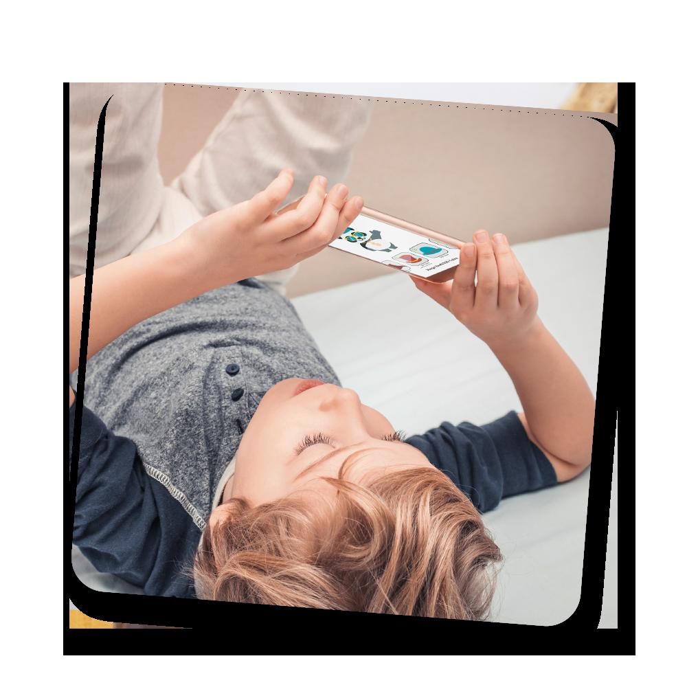 Dryly mobiele app instellingen